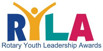 RYLA-rotary youth leadership awards