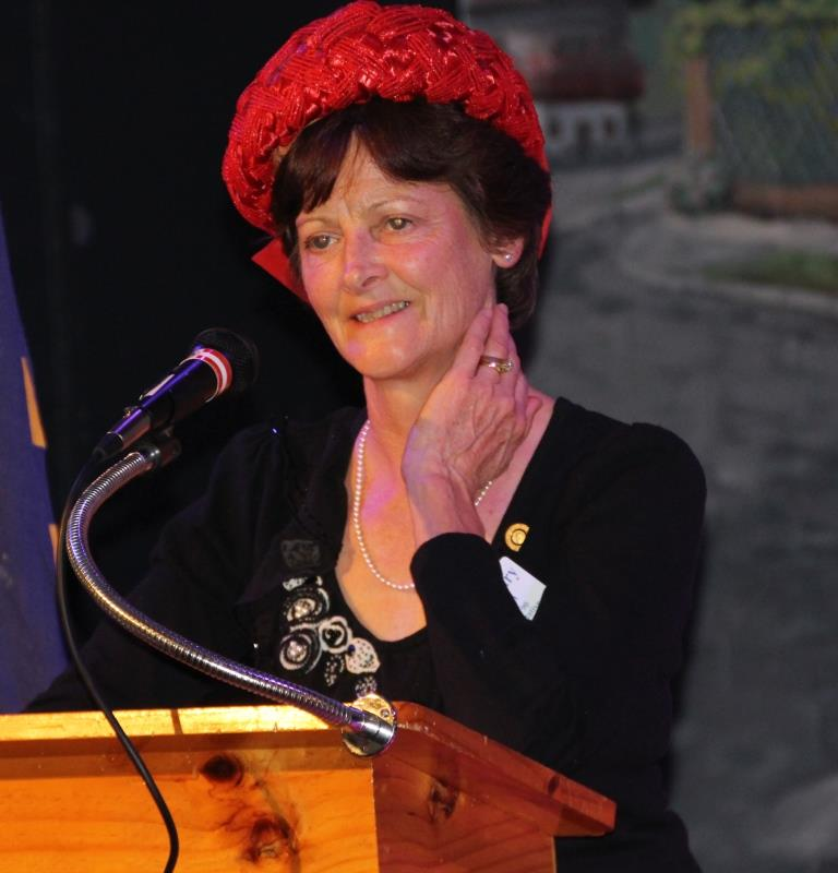 Rosemary Freeman