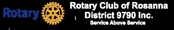 Rotary Club of Rosanna Inc